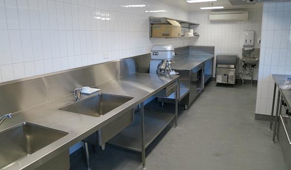 Commercial Restaurant Style Kitchen Wall Bracket
