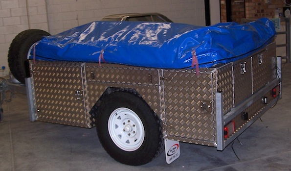 Custome Built Camper Trailer