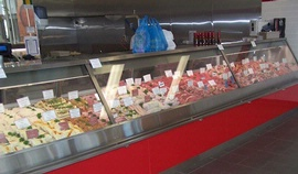 Butcher Display