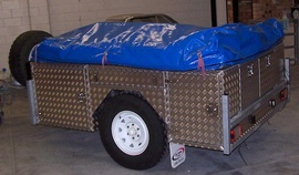 Custom Built Camper Trailer