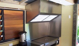 Domestic Exhaust Hood